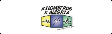 Kilómetros x Alegría Foundation